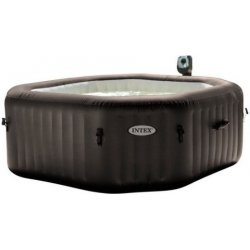 Intex 28454 Pure Spa Jet & Bubble Spa Deluxe Octagon